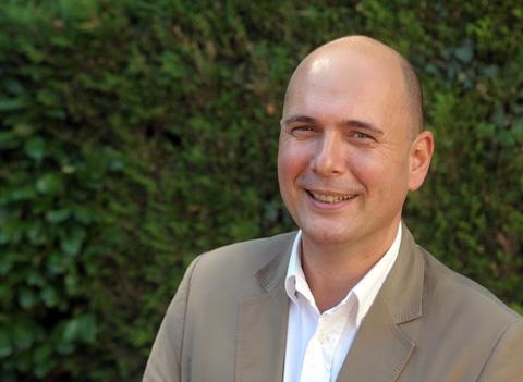 Victor John Vial-Voiron, Président du Conseil Régional de l'Ordre des Architectes Rhône-Alpes